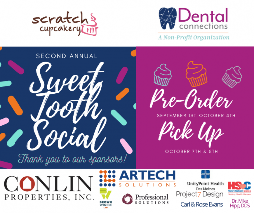 Dental Connections Sweet Tooth Social